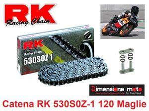 Catena Made in Japan RK 530SOZ1 O-Ring 120L per YAMAHA YZF 1000 R1 dal 1998 >'03