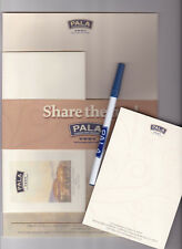 New listing Pala Casino Spa Resort Hotel guest Logo Letterhead Stationery Note Pad/Ink Pen 1