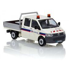RARE GENUINE VW T5 TRANSPORTER VAN VINCI EUROVIA CONSTRUCTION 1:50 NZG