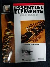 Essential Elements For Band Bb Clarinet Book 2 Interactive