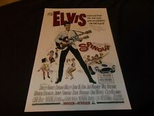 ELVIS Spinout MOVIE Poster 11X17 New!