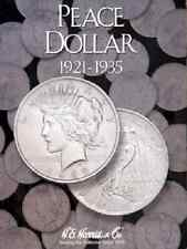 Peace Dollar Coin Folder 1921-1935 by H.E. Harris