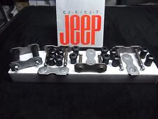 Jeep CJ Laredo, CJ shackles, Jeep shackles, CJ lift kit