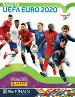 Panini Road to Uefa Euro 2020 Sticker Album (NEW - EMPTY)