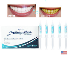 Crystal Clear Teeth Whitening Gel REFILL. MADE IN USA