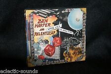 BEN HARPER & RELENTLESS7 Sealed NEW CD White Lies For Dark Times ROCK!