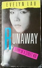 Runaway Diary Of A Street Kid Lau Teenage Drugs Prostitution True Crime OOP Rare