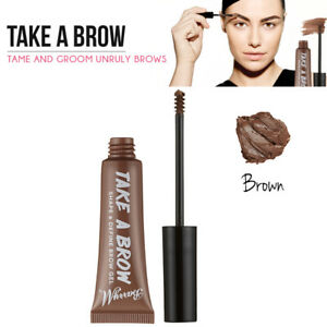 Barry M Take A Brow - Tame and Groom Unruly Brows Shape & Define Brow Gel Brown
