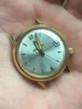 Vintage 1976 N6 Bulova Accutron Tuning Fork Mens Wrist Watch Not Working