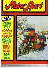 MS7901-MOTO GUZZI,SWM,PUMA,SUZUKI SP400,BLOWER