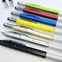 Neu Erbauer Werkzeug Kugelschreiber Mit Stylus, Schraubendreher, N7N3