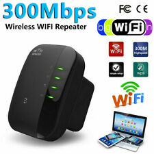 Wifi Extender Range Signal Booster Wireless WIFI Network Repeater 300Mbps