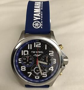 TW STEEL YAMAHA FACTORY RACING WATCH -SPECIAL EDITION TW926