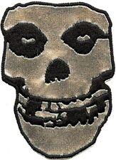Misfits - Skull Logo - Back Patch - Brand New - Music Band 2812