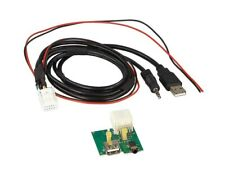 USB / AUX remplacement Kia c'eed 2006 >