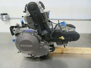 EB668 2013 13 DUCATI MONSTER 796 ABS ENGINE MOTOR