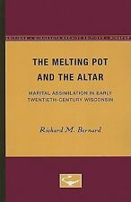 MELTING POT AND THE ALTAR - NEW PAPERBACK BOOK