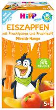 Hipp enfants Stalactites de glace Pêche-Mango à partir de 3 ans-VE 5x30ml (2,90 ...