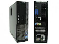 Pc DELL 390 SFF Intel Core i3-2100 250GB WIN 7P 8Gb ram Win 10 HDMI