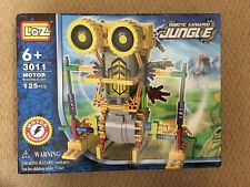 Loz Robotic Kangaroo Jungle 6+ Motor Building Block 125pcs