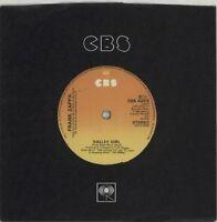 "FRANK ZAPPA Valley Girl 1982  UK 7"" Vinyl Single EXCELLENT CONDITION"