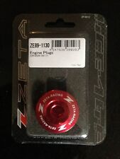 HONDA  CRF450 R  CRF 450 RX   2017-2018   ZETA ENGINE PLUG  RED