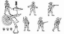 Sombrero Industrie Nordenfelt (Gardner) Pistola & Crew - 1/72 - 8180 Kit de modelo de escala