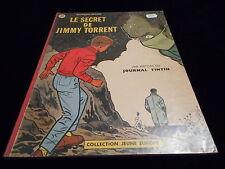 Raymond Reding : Le secret de Jimmy Torrent EO Lombard 1963 TBE