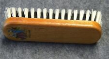 Vintage Shoe Shine Brush - Made in Holland