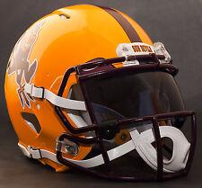 ARIZONA STATE SUN DEVILS Gameday REPLICA Football Helmet w/ OAKLEY Eye Shield
