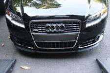 Audi A4 S4 Rs4 B7 8e Parachoques Delantero Copa Chin Spoiler Lip Divisor cenefa S Line