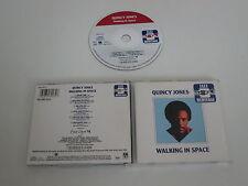 QUINCY JONES/WALKING IN SPACE(A&M 396 993-2) CD ALBUM