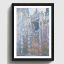 Claude Monet Antique (Pre-1900) Art Prints