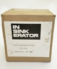 New InSinkErator 14356 Ms-4 Garbage Disposer Control Center Switch