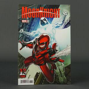 MOON KNIGHT #3 var Miles Morales Marvel Comics 2021 JUL210641 (W)MacKay (CA)Land