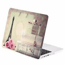 """Paris in Air Rubberized Hard Case for Macbook Pro 13"""" w/ Retina A1425/A1502"""