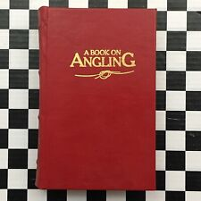 A Book On Angling Francis Francis Hardcover Book 1995 Atlantic Salmon Fishing
