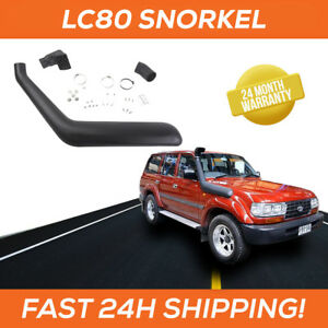 Snorkel / Schnorchel for Toyota Land Cruiser 80, Lexus LX450 Raised Air Intake