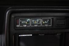 Mazda RX3 centre instrument LED conversion kit