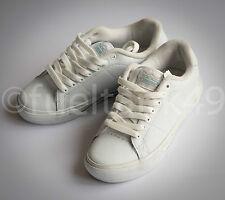 DVS Gavin Classic CT Trainers White Size UK 4