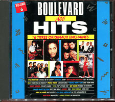 BOULEVARD DES HITS - VOLUME 6 - CD COMPILATION 1988 [2162]