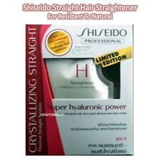 Shiseido Straight Hair Straightener H1 H 2 Cream For Resistant To Natural 125 ml