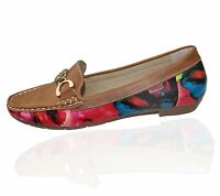 Womens Loafers Flat Casual Tassel Ladies Floral Summer Pumps Espadrilles Shoes