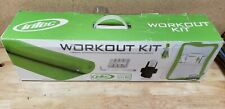 Wii Intec Workout Kit for Wii Fit with Mat, Remote Holder, Bag, Board Battery