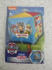 PAW PATROL CHASE MARSHALL CUBE  XL FOIL BALLOON 15 IN 38 CM BIRTHDAY PARTY