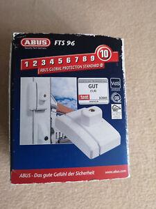 ABUS Fenstersicherung FTS  96/W weiß
