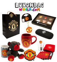 MANCHESTER UNITED FC CHRISTMAS GIFTS - Official Merchandise for Birthday, X'mas