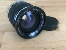 Panagor Auto 28mm f/2.5 Wide Angle Prime Lens M42 Mount SLR
