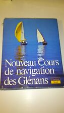 Nouveau Cours de navigation des glénans - Compas/Seuil (1972)