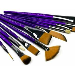 Royal & Langnickel Moderna Series 77 All Media Paint Brushes
